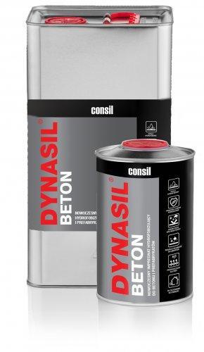 Dynasil_BETON - impregnat do posadzek betonowych