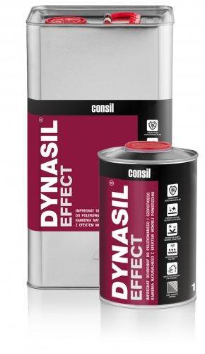 Dynasil® EFFECT jest przeznaczony do impregnacji zarówno polerowanych, jaki i szorstkich kamieni naturalnych, na ścianach, posadzkach, parapetach, blatach roboczych i tarasach.