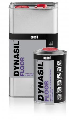 Dynasil_FLOOR - do impregnacji  posadzki wykonanej z betonu i prefabrykatów betonowych